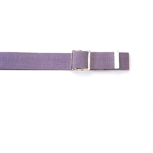 "Gait Belt  Navy Blue 72"" Long  1/EA"