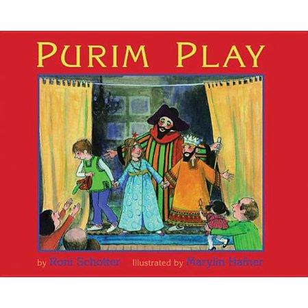 Purim Play](Jewish Halloween Purim)