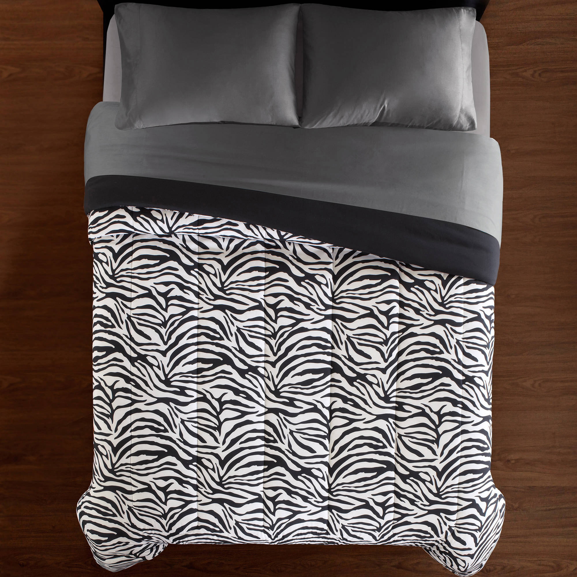 Mainstays Printed Bedding Comforter
