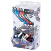 Maxam 100pc Bottle Opener Keychains In Countertop Display by Maxam