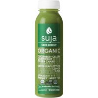 Suja ber Greens Organic Fruit & Vegetable Juice Drink, 10.5 fl oz