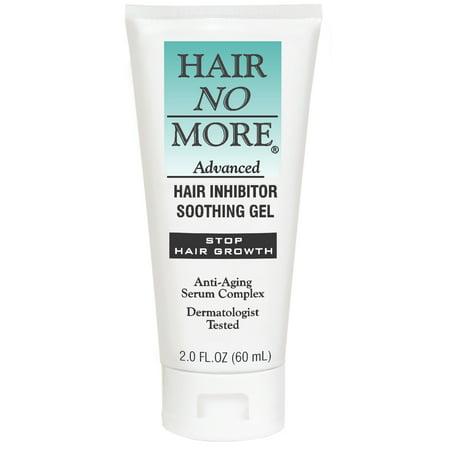 Hair No More Gel 2 oz Soothing Inhibitor Stop Hair