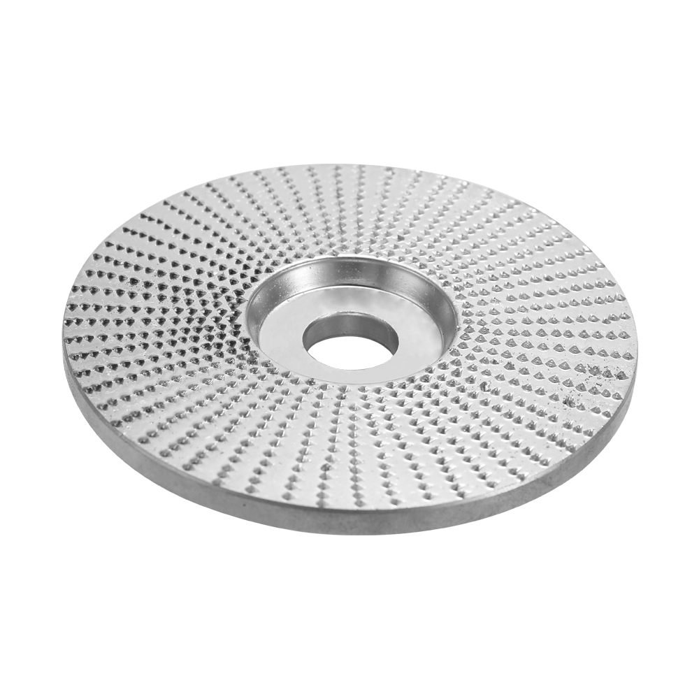 Tungsten Carbide Wood Angle Grinding Wheel Sanding Disc Carving Rotary Tool NIGH
