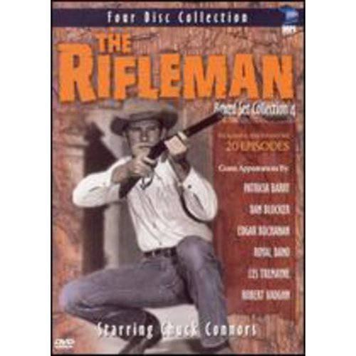 The Rifleman Box Set Collection 4