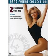 Jane Fonda Collection: The Complete Workout & Stress Reduction Program by