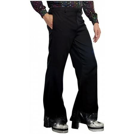 Mens Disco Pants Adult Costume - XX-Large