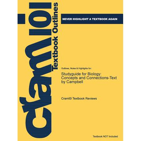 Studyguide for Biology : Concepts and Connections-Text by