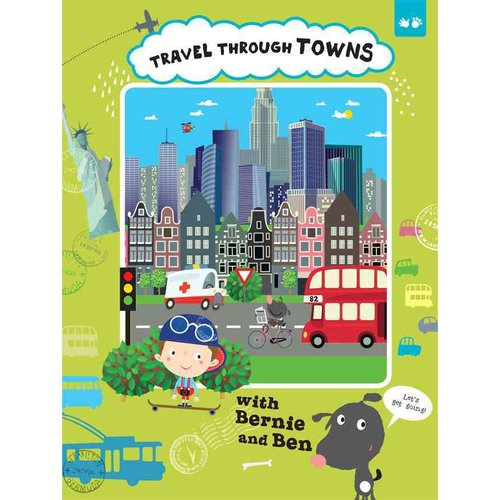 Travel through Towns with Bernie and Ben