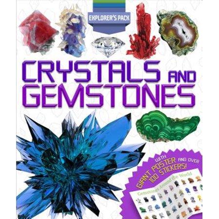 - Crystals and Gemstones : Explorer Pack