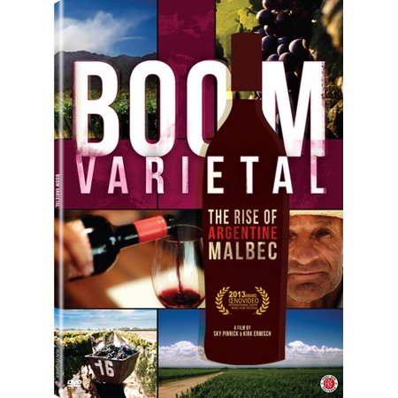 Boom Varietal: The Rise of Argentine Malbec (DVD) (Best Value Malbec Argentina)
