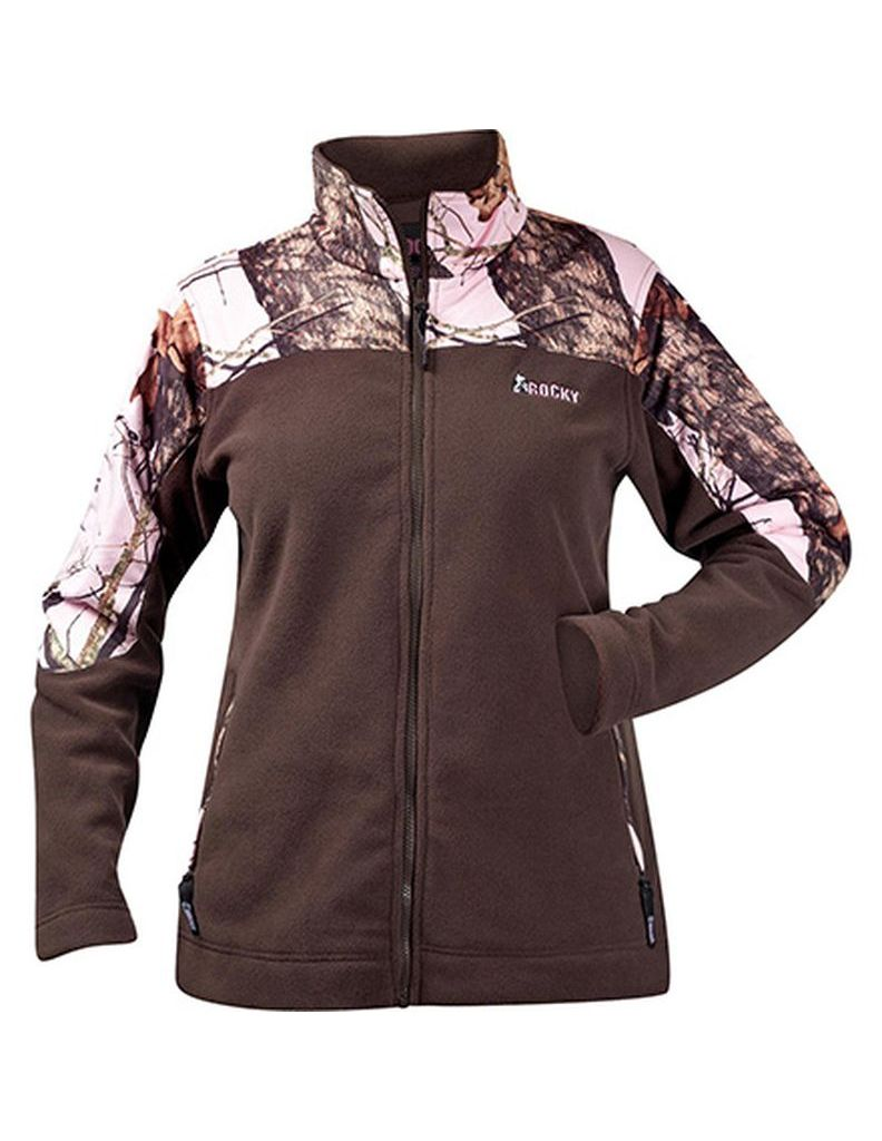 Rocky Outdoor Jacket Womens Quality SilentHunter Warm Fleece 602418 by Rocky