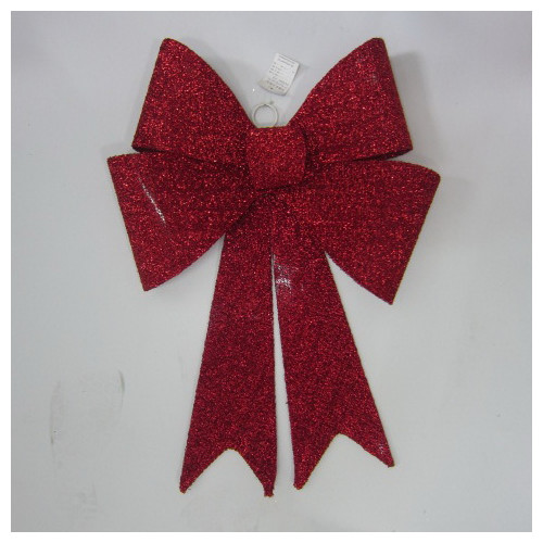 Queens of Christmas Mesh Bow