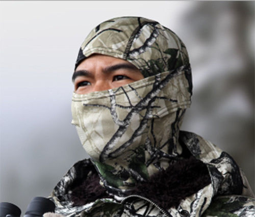 Click here to buy Camouflage Balaclava Face Mask Camo Hunting Airsoft Paintball REAL ARCTIC CAMO.