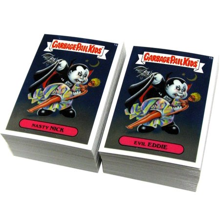Garbage Pail Kids 2013 Chrome Complete Set [110 cards] ()