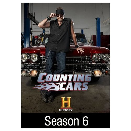 Counting Cars: Superfine Econoline (Season 6: Ep. 1) (2017)