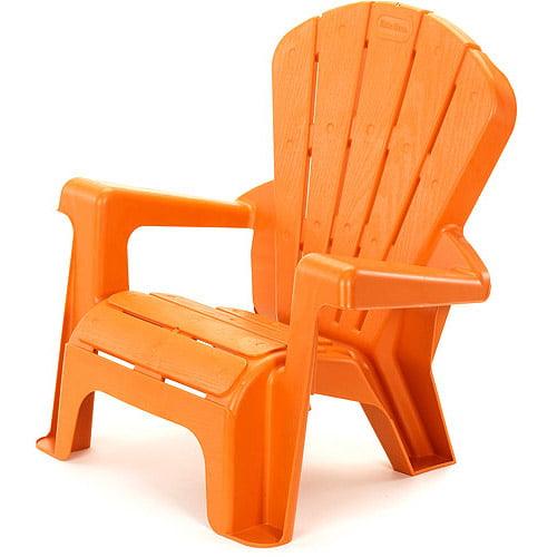 Chair Patio Adirondack Garden Plastic Toddler Kids Light Seat Stackable  Outdoor