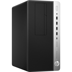 HP Business 4HM51UT ProDesk 600 G4 Desktop Computer i5-8500 4GB 500GB HDD W10P