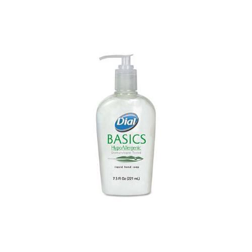 Basics Liquid Hand Soap, 7.5 oz., Honeysuckle