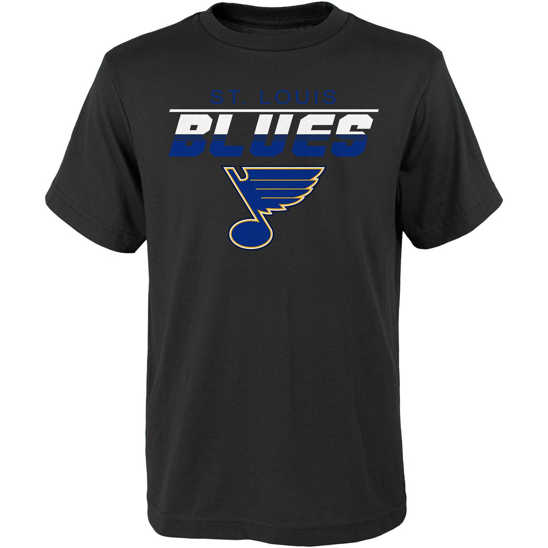 Youth Black St. Louis Blues T-Shirt