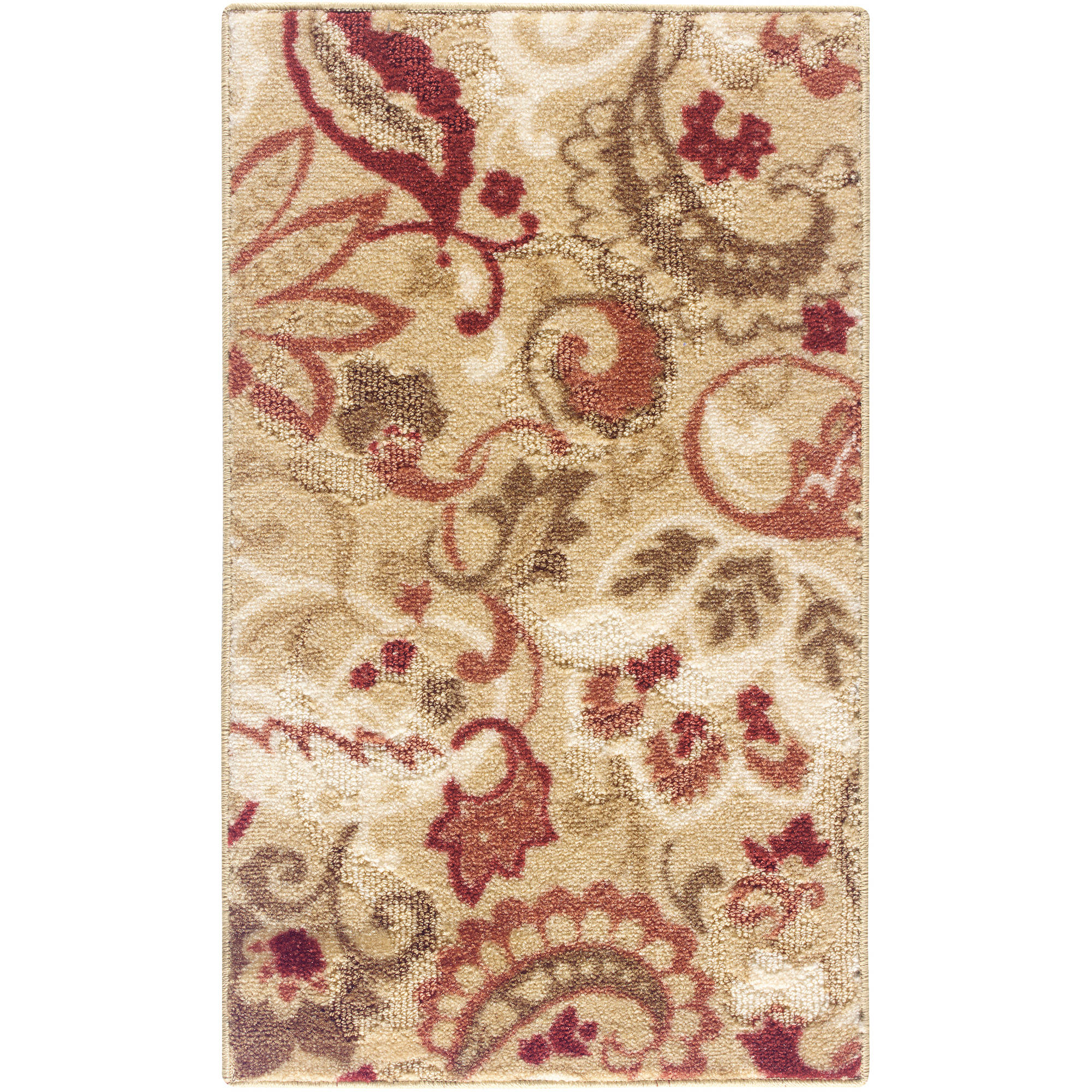 Better Homes and Gardens Paisley Print Area Rugs or Runner