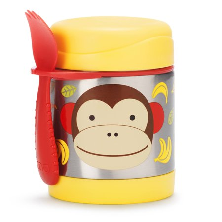 - Skip Hop Zoo Insulated Food Jar, Monkey