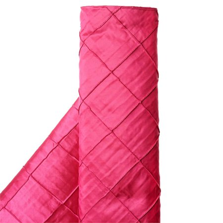 Efavormart 54 inch x 10 yards Pintuck Fabric Bolt Sewing Craft Bridal Supplies For Wedding Party Banquet Event Decor](Banquet Supplies)