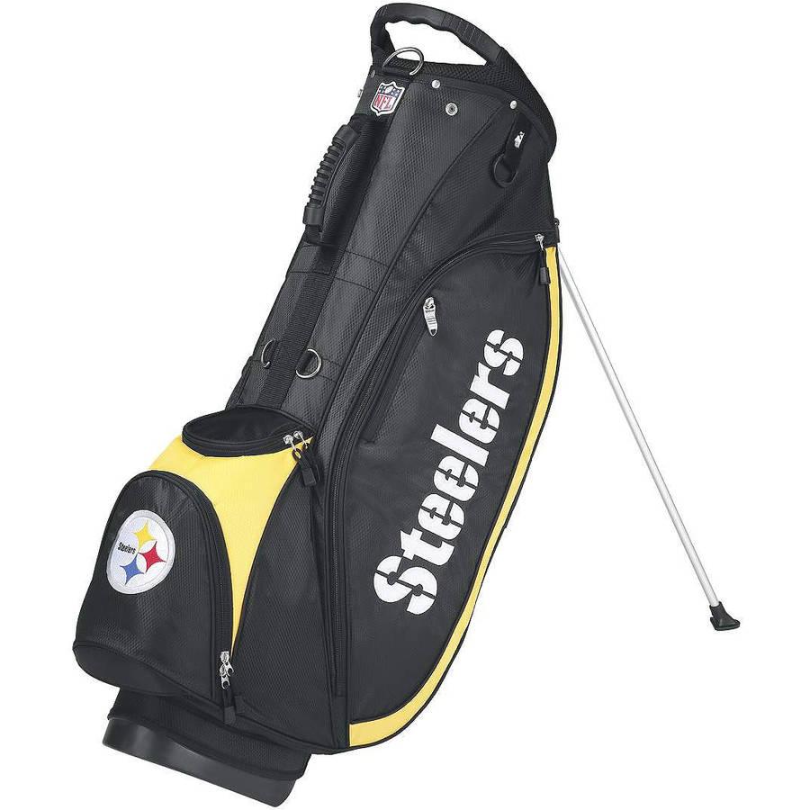 Acco Wilson NFL Carry Bag, Pittsburgh Steelers