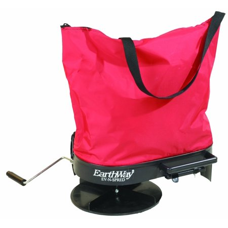 Hand Operated Spreader Seeder (Earthway 2750 Hand-Operated Bag)