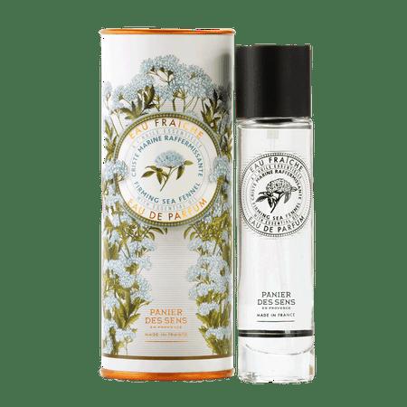 Panier Des Sens Eau de Parfum, Firming Sea Fennel, 1.7 (Une Saison Dans La Vie D Emmanuel)