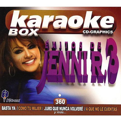 Karaoke: Exitos Jenni Rivera, Vol. 3