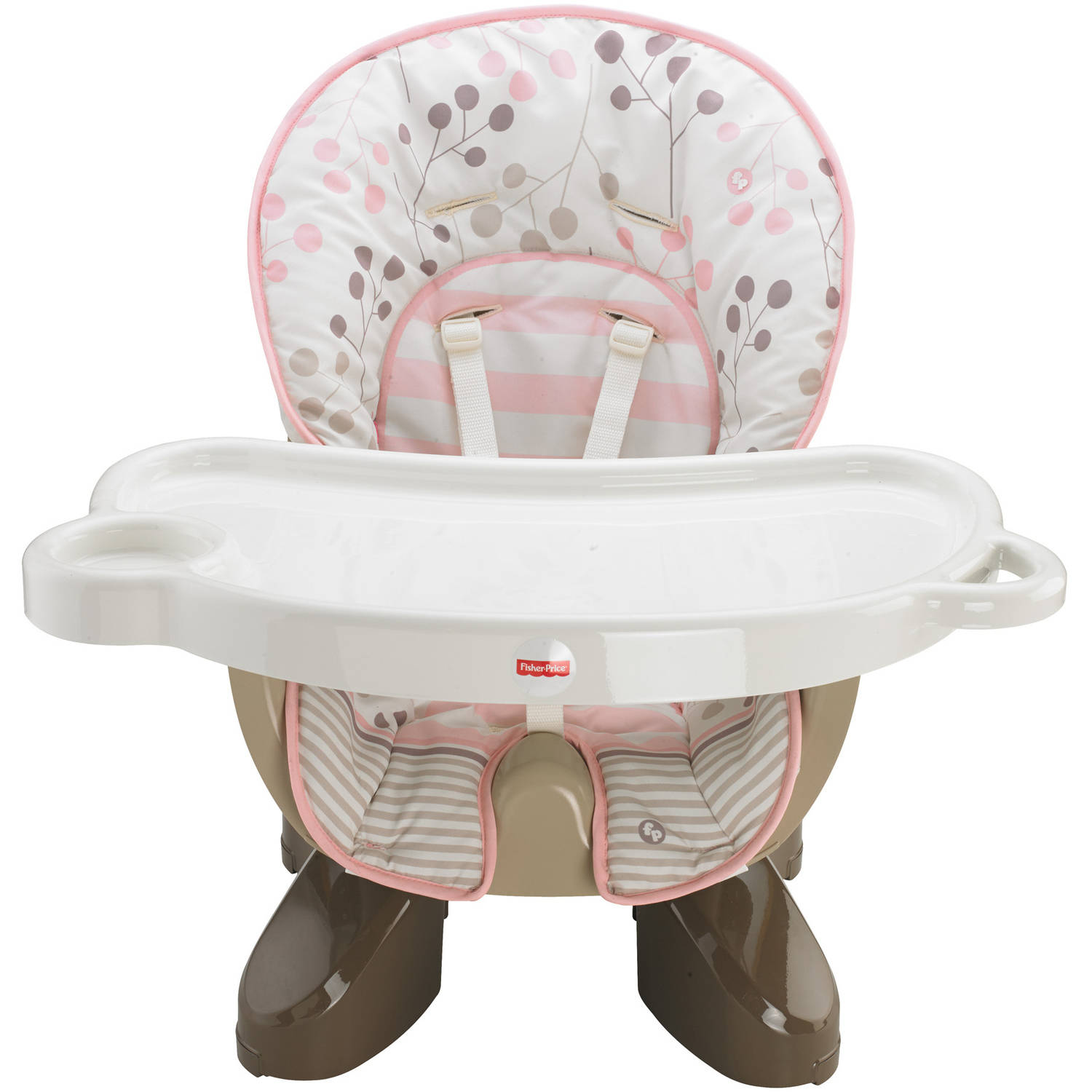 Fisher-Price Spacesaver High Chair, Berry