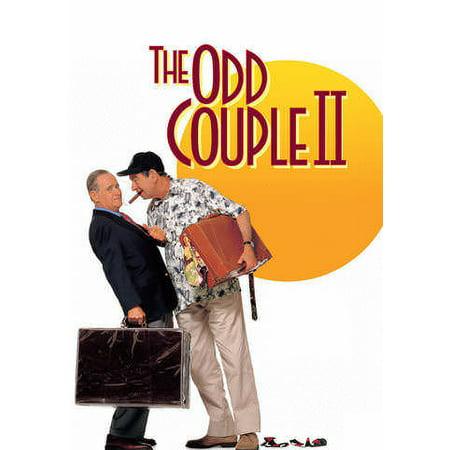 Cute Movie Couples (The Odd Couple II (Vudu Digital Video on)