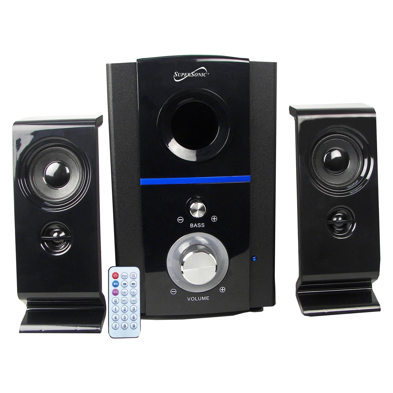 Bluetooth Multimedia Speaker System