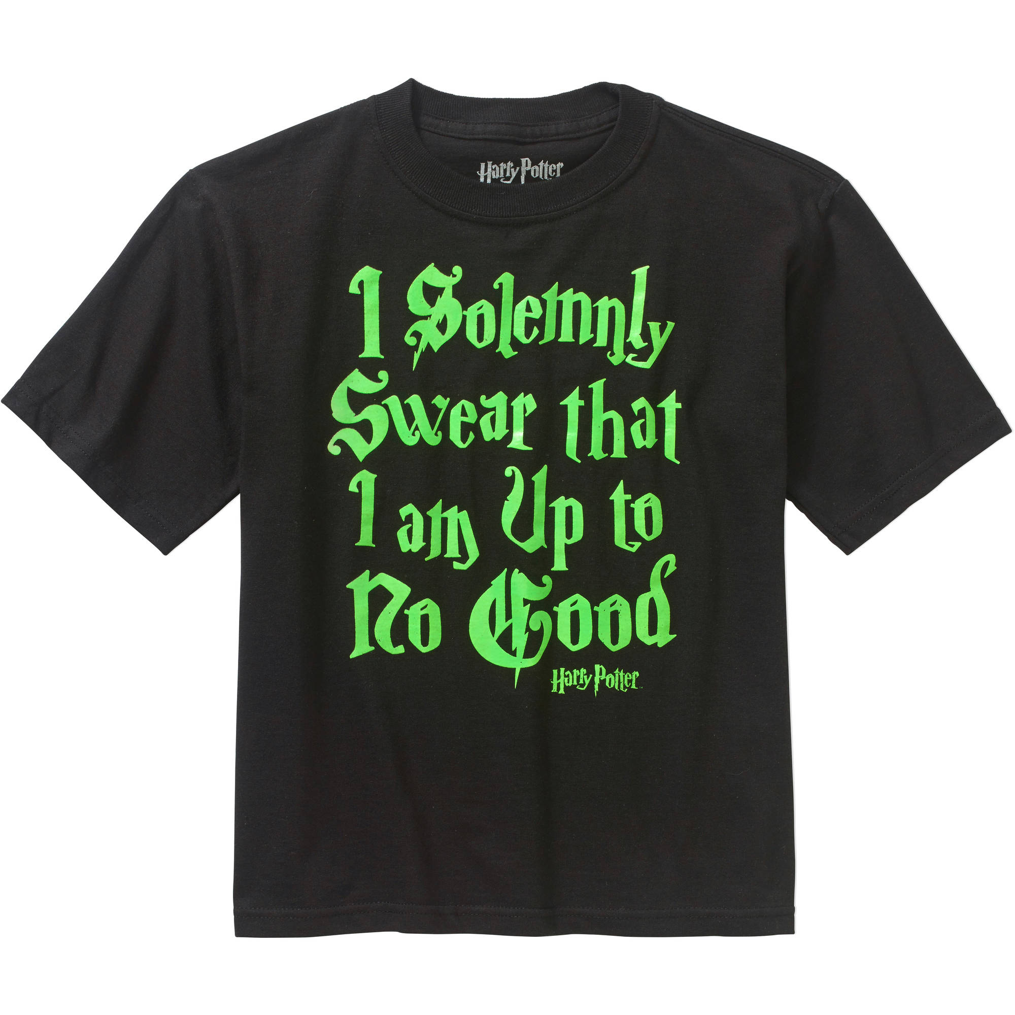 Harry Potter Solemnly Swear Boys Graphic Tee