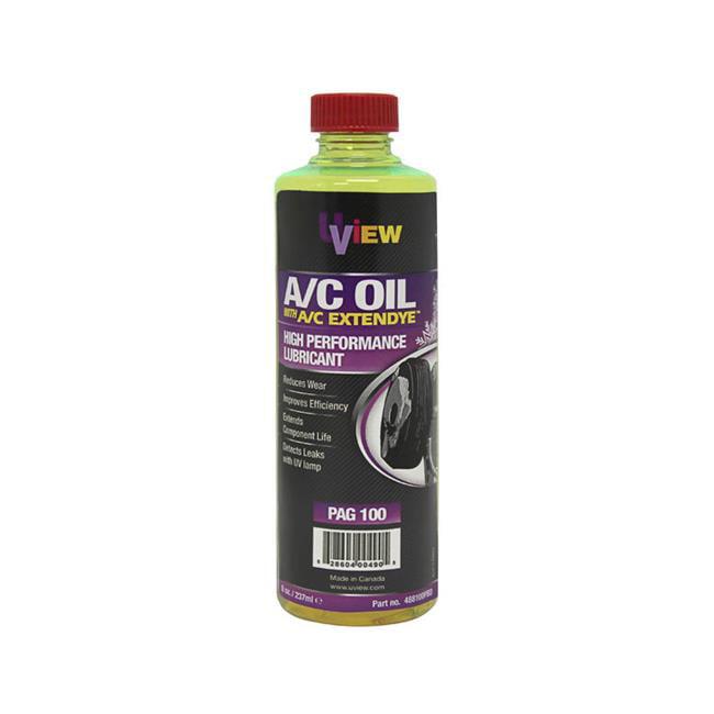 U-View Cps UV488100PBD PAG Oil Bottle 100 Viscosity - image 1 de 1