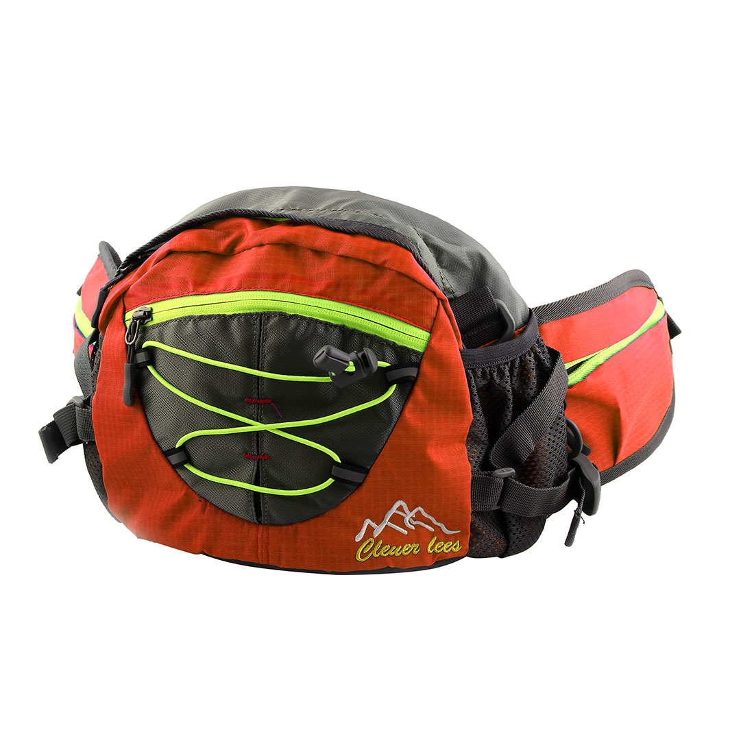 Clever Bees Authorized Outdoor Backpack Shoulder Pack Sports Waist Bag