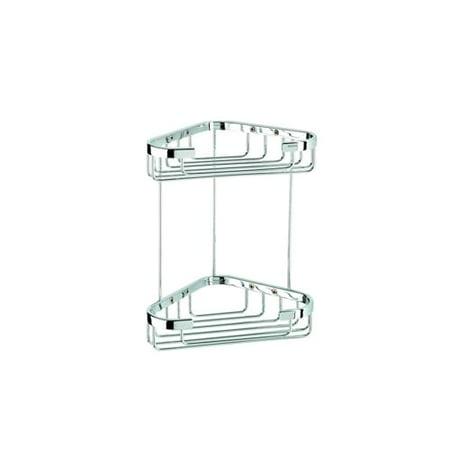 Scarabeo G185 Geesa Double Corner Shower Basket from $161.25 - Nextag