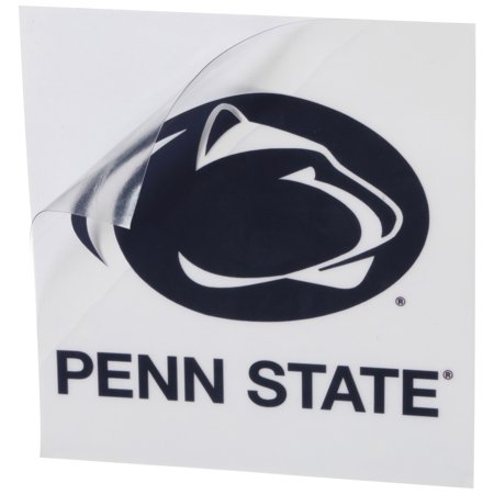 - (4 Pack) Tag Express Penn State® Reusable Static Cling Decal