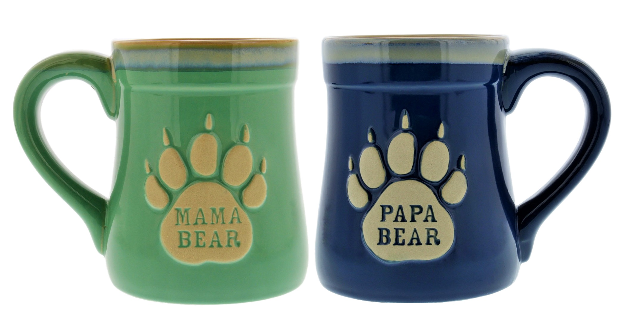 Papa Bear Coffee Mug Extra Large 15 Oz Fathers Day Gift Box Special Present Birthday Love