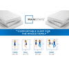 "Mainstays 6"" Innerspring Coil Mattress"
