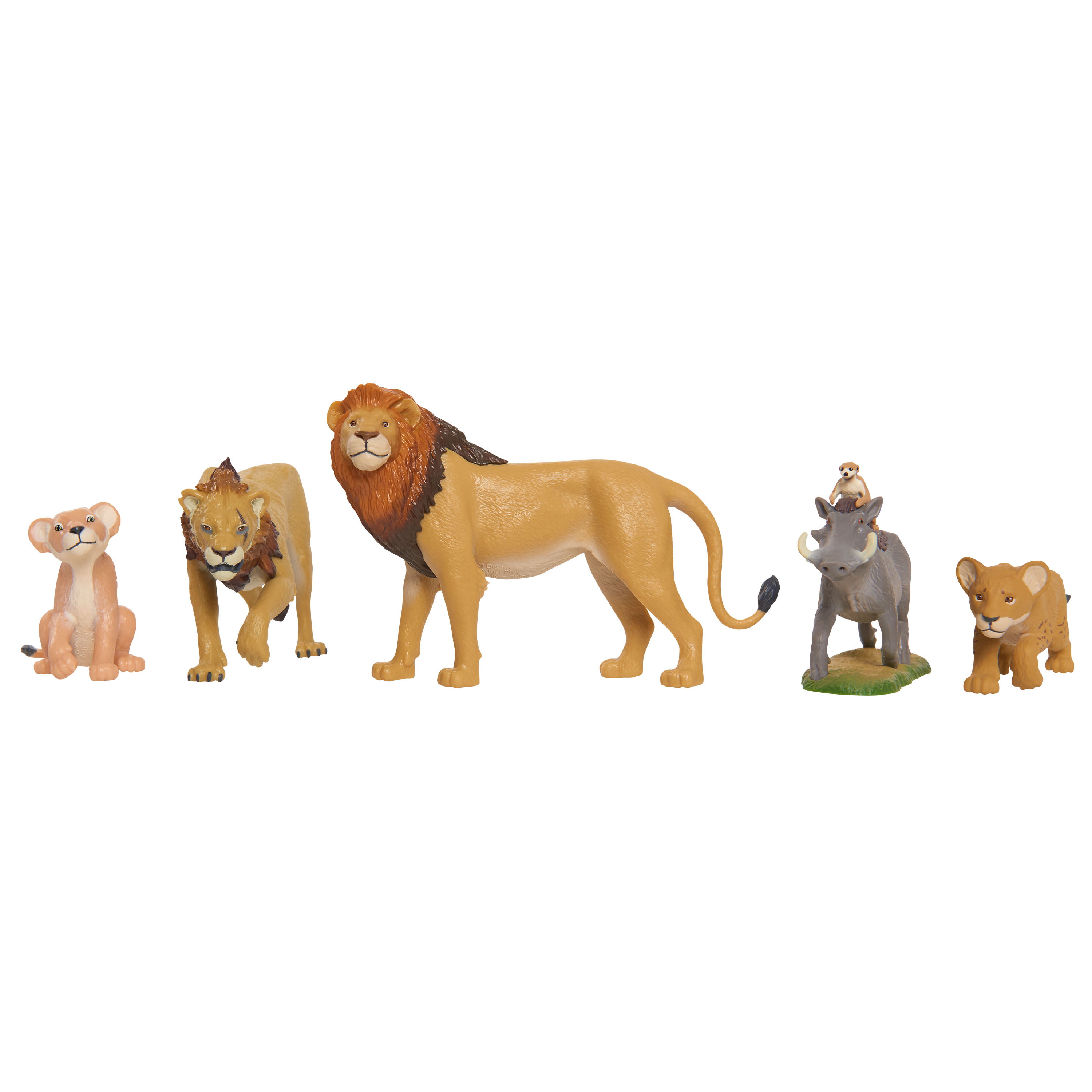 Disney's The Lion King Collector Figure Set - 5 Piece
