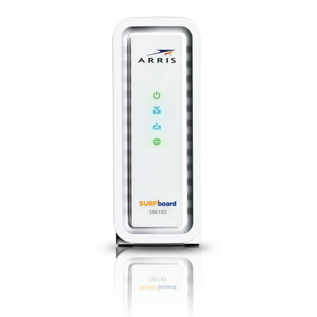 ARRIS SURFboard Certified Refurbished (16x4) DOCSIS 3.0 Cable Modem SB6183-RB