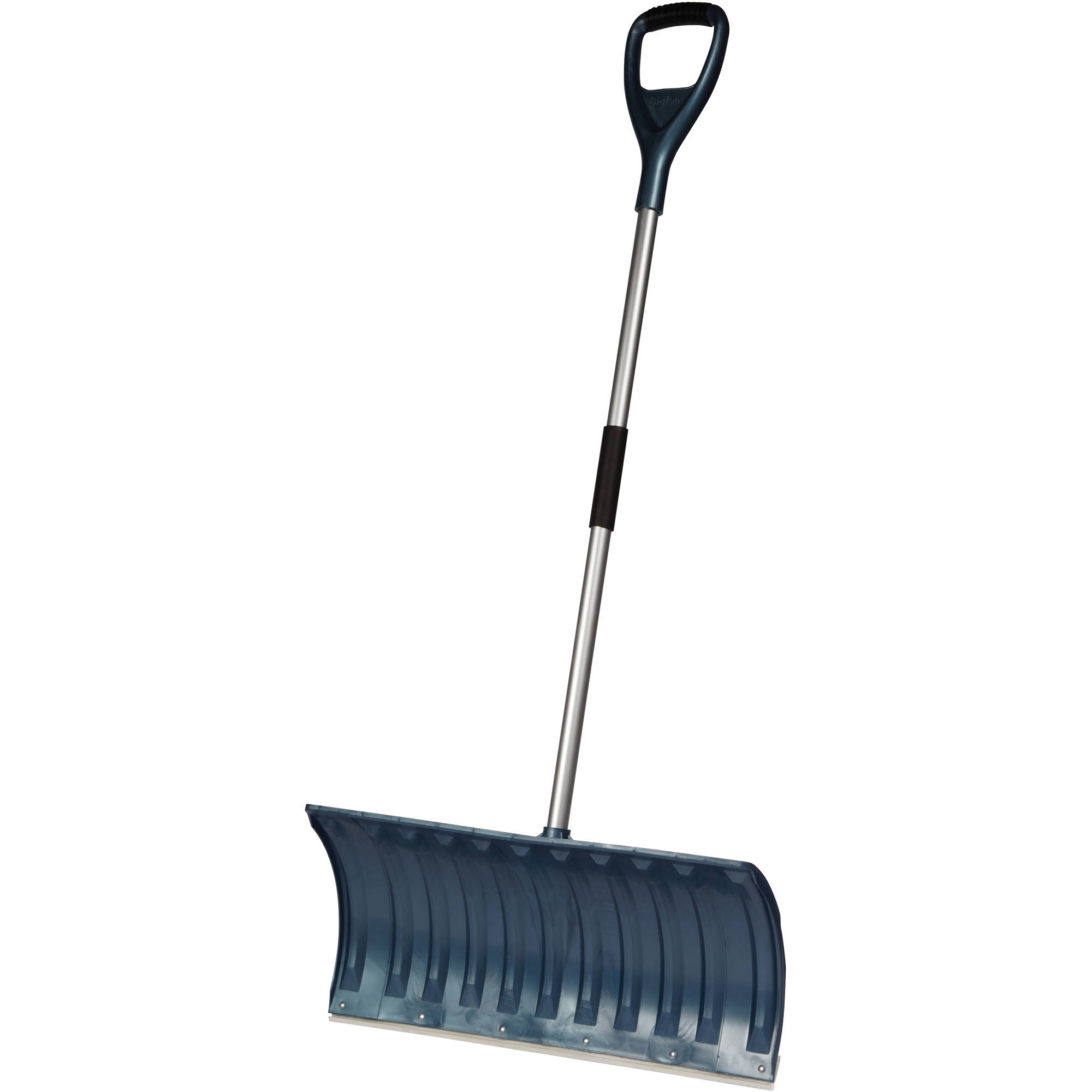 """Bigfoot Northern Lites Plus 25"""" Poly Pusher Snow Shovel Lightweight Snow Rolling... by EMSCO Group"""