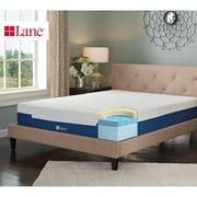 "Contura by Lane 9"" Medium Firm Gellux Memory Foam Mattress Bed"