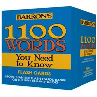 1100 Words You Need to Know Flashcards (Other)