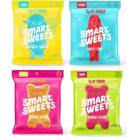 SmartSweets Gummies - Variety Pack - Gummy Cat