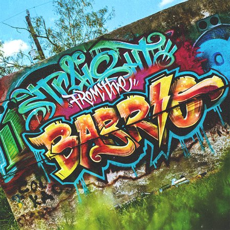 Straight From The Barrio (CD) (explicit)