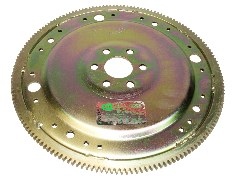 PRW 1830205 SFI-Rated External Balance 157 Teeth Chromoly Steel Flexplate for Ford 302 1982-95