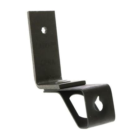 Angle Hanger (Caddy Erico 4TICPNA Angle Threaded Rod Hanger Bracket, 1/4-Inch, (50-Pack))