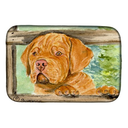 Dogue de Bordeaux Dish Drying Mat